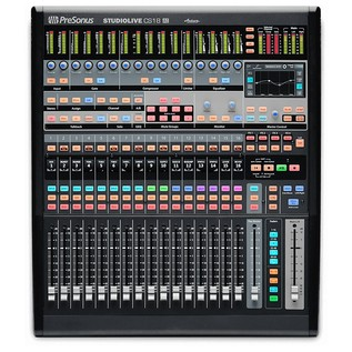 PreSonus StudioLive AVB 32AI Mix System