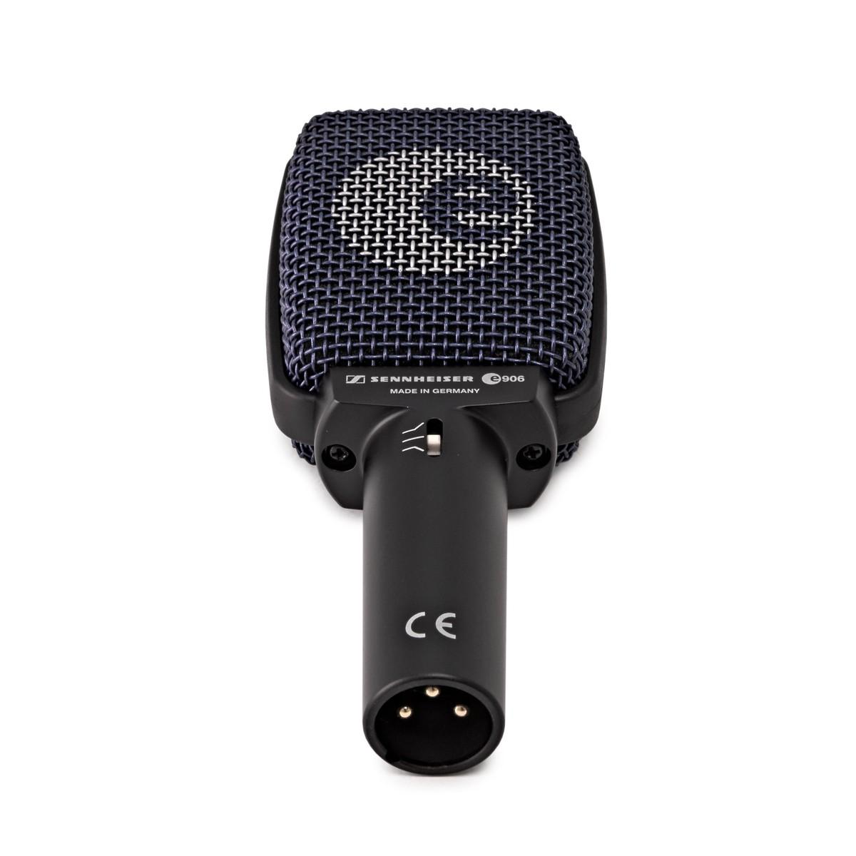 sennheiser e906 dynamic microphone for guitar cabinets at. Black Bedroom Furniture Sets. Home Design Ideas