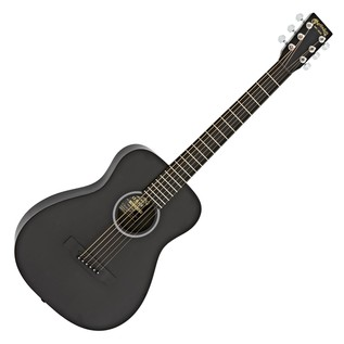 Martin LX Little Martin Guitar, Black inc. Gig Bag