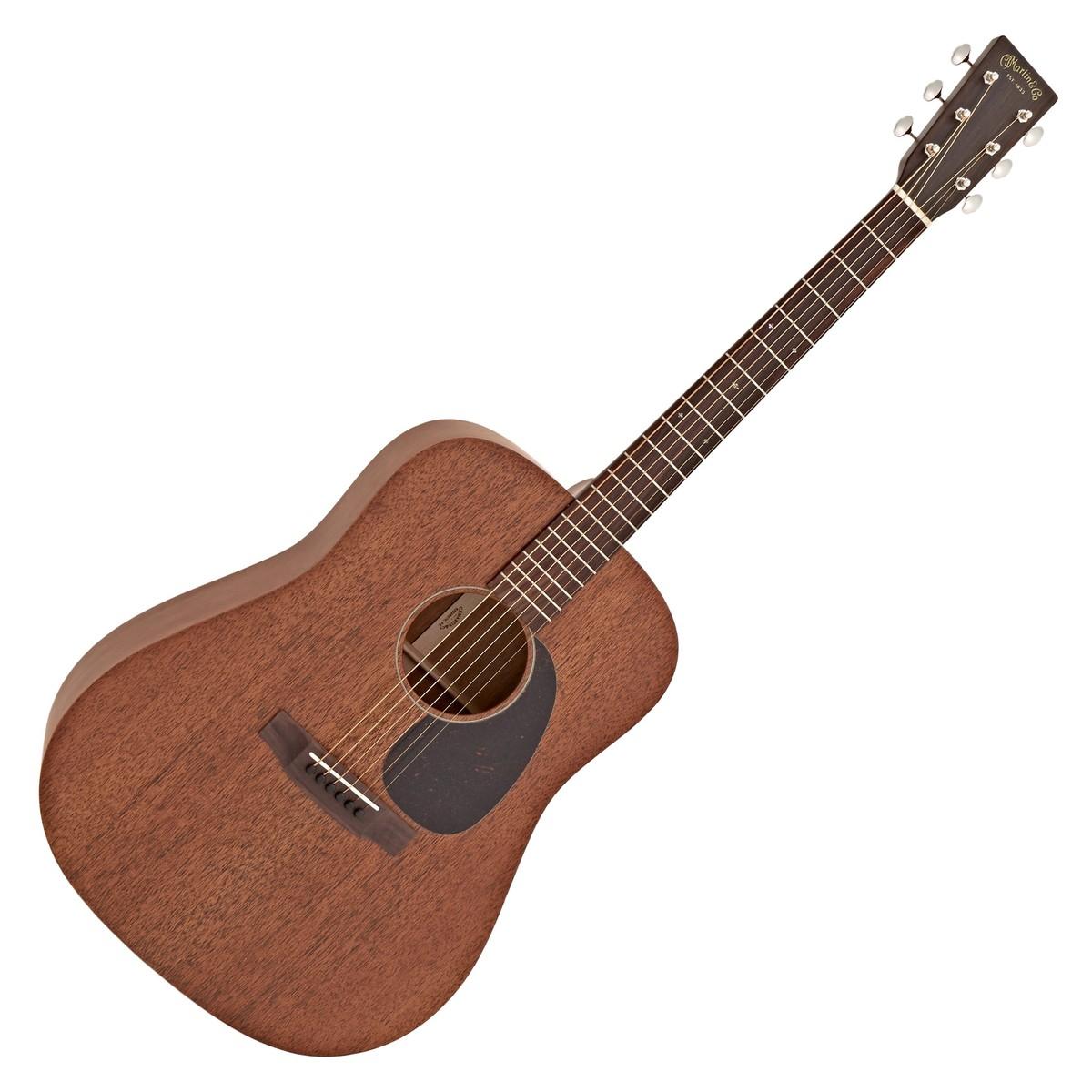 martin d 15m solid mahogany acoustic guitar at. Black Bedroom Furniture Sets. Home Design Ideas