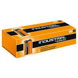Duracell PP3 9 Volt Batteries