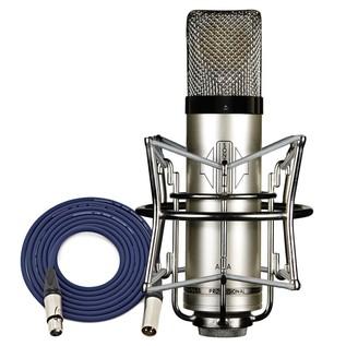 Sontronics ARIA Cardioid Valve Condenser Vocal Mic - Bundle