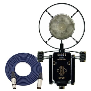 Sontronics Saturn Multi Pattern Condenser Mic - Bundle