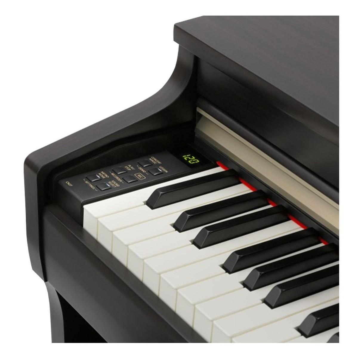 kawai cn27 digital piano premium rosewood package at. Black Bedroom Furniture Sets. Home Design Ideas