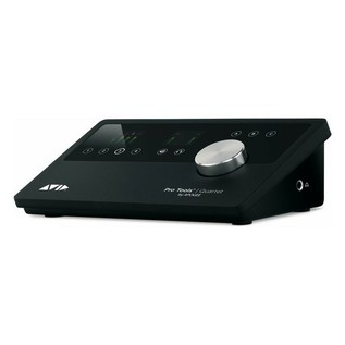Apogee Quartet Audio Interface with Pro Tools Software- Angled 2