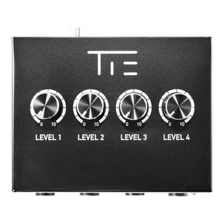 Tie Studio 4 Channel Headphone Amplifier
