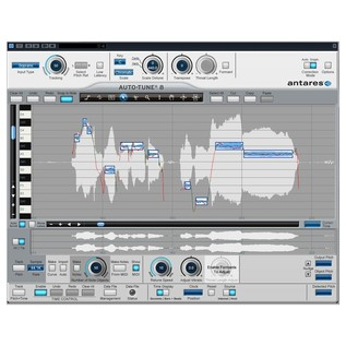 Antares Auto-Tune 8 VST Pitch Correction Software - Screenshot 2