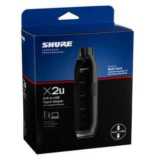 Shure X2u XLR Converter