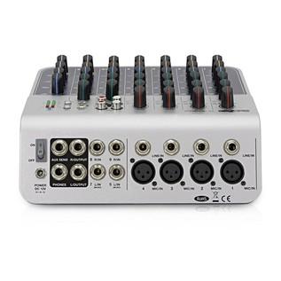 SubZero SZ-MIX08USB Mini Mixer