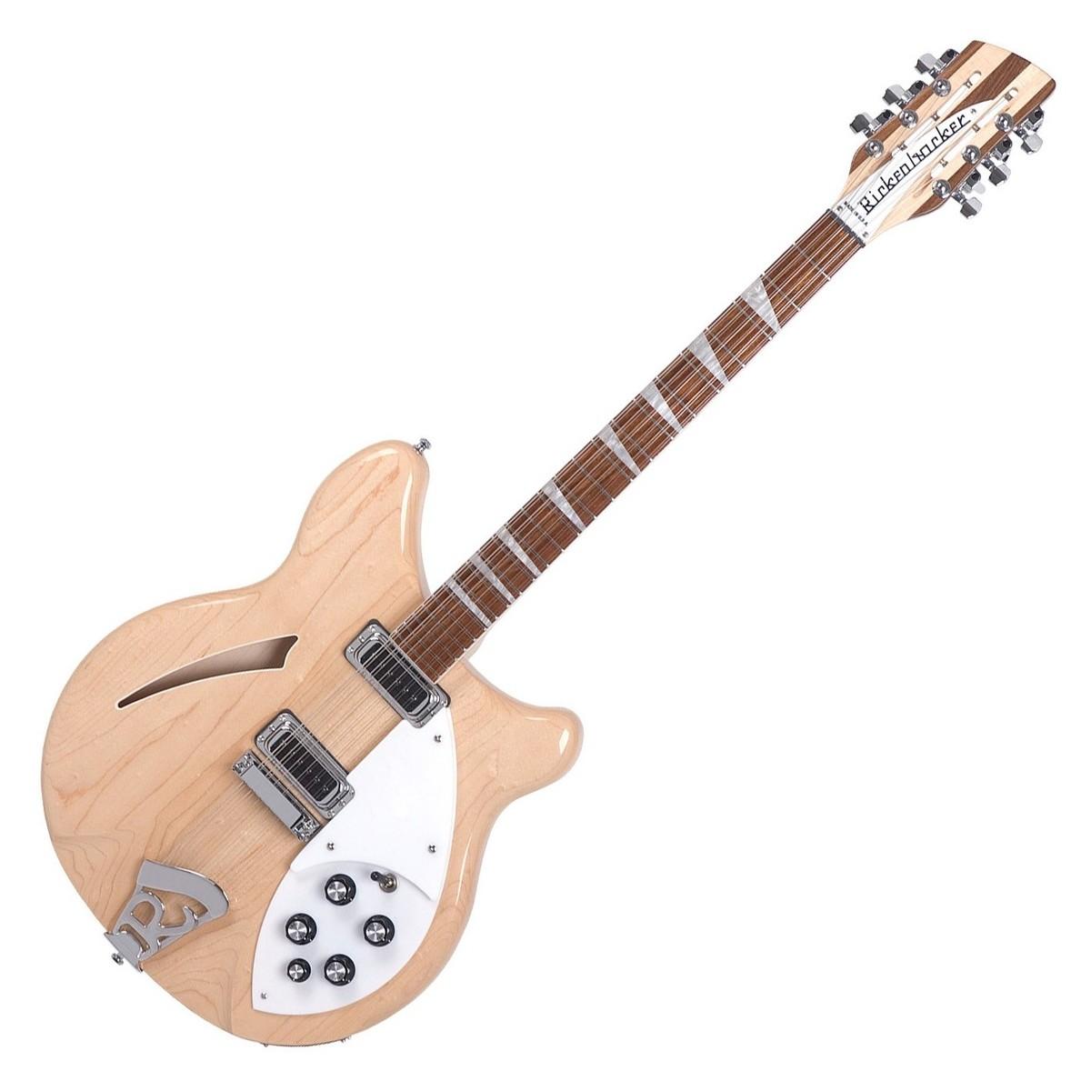 Electric 12 String Guitar : rickenbacker 360 12 string electric guitar mapleglo at ~ Hamham.info Haus und Dekorationen