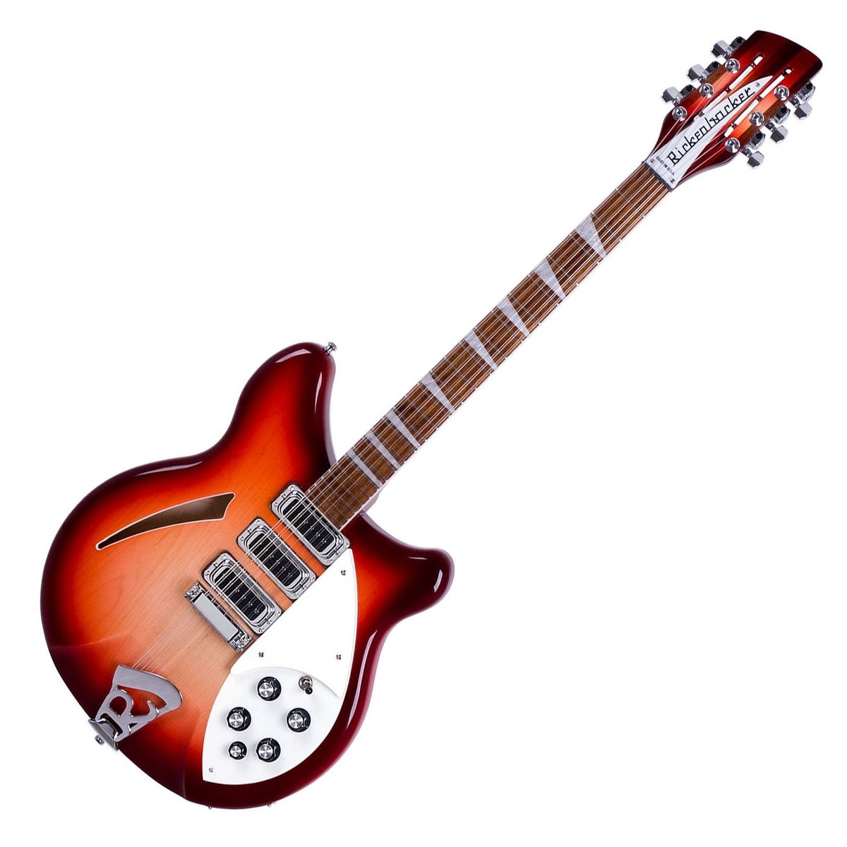 rickenbacker 370 12 12 string electric guitar fireglo at. Black Bedroom Furniture Sets. Home Design Ideas