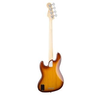 Fender American Elite Jazz Bass, Ash, MN, TBS Back