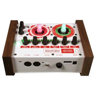 Soulsby Atmegatron 8-Bit Monophonic Synthesizer - Rear