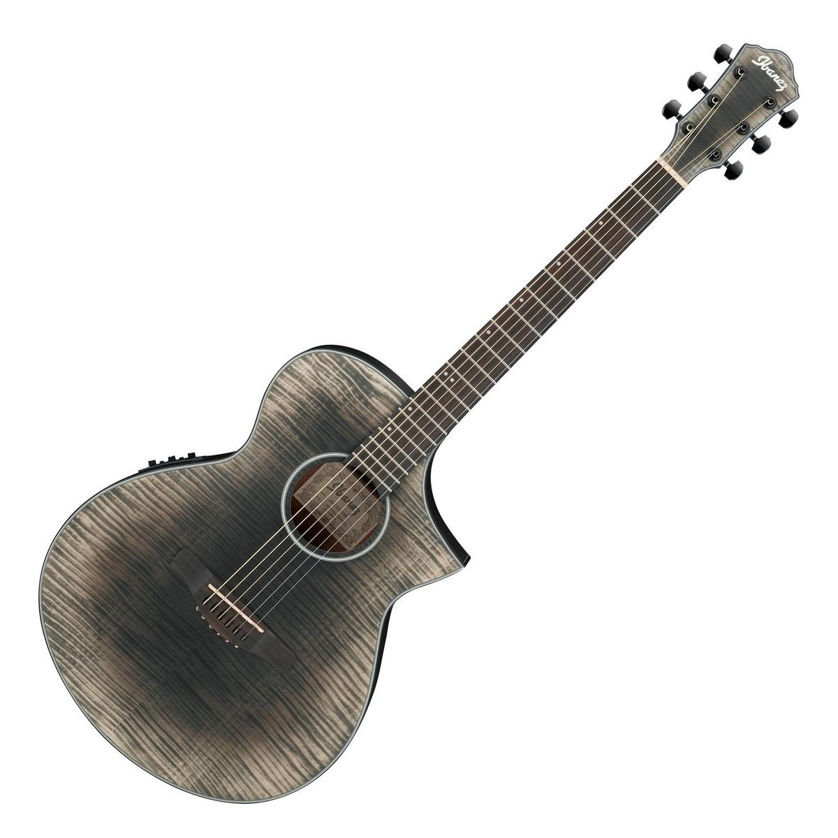 ibanez aewc32fm gbk thinline guitare electro acoustique. Black Bedroom Furniture Sets. Home Design Ideas