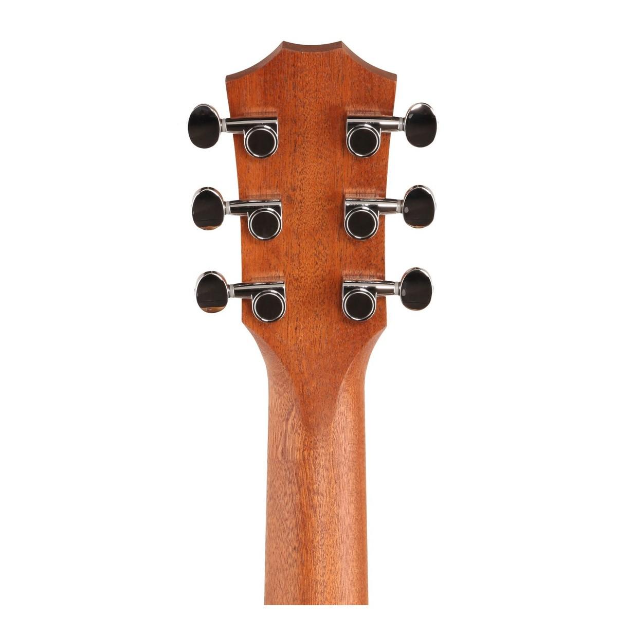 taylor gs mini e koa electro acoustic guitar natural box opened at. Black Bedroom Furniture Sets. Home Design Ideas