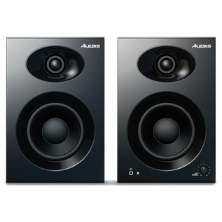 Alesis Elevate 4 Studio Monitors, Pair - Front