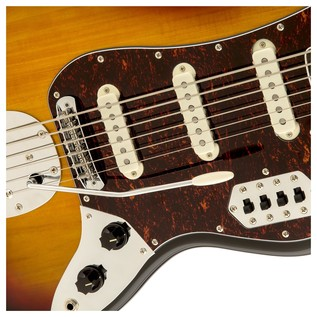 Squier Vintage Modified Bass VI, Sunburst