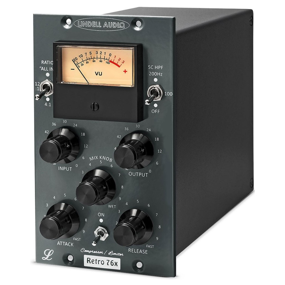 Lindell Audio Classic Series Re76x 500 Series Compressor