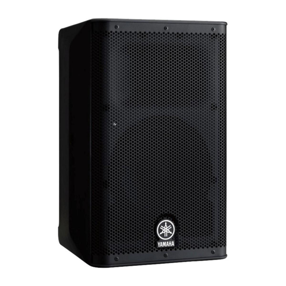Yamaha dxr10 active pa speaker bundle at for Yamaha 10 speaker