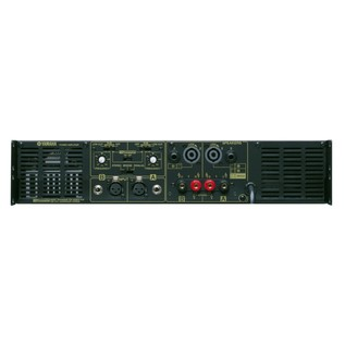 Yamaha P7000S power amplifier rear