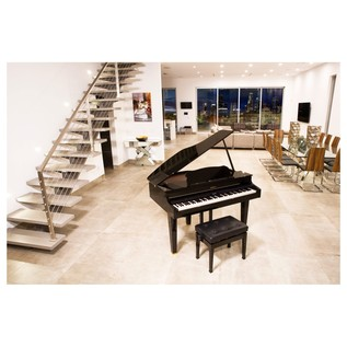 roland GP607 grand piano ideal for home