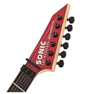 ESP SN-25TH Sonic The Hedgehog Guitar II