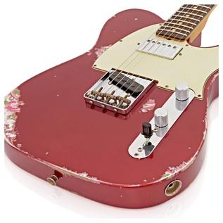 Fender Custom Shop Limited Edition Heavy Relic Telecaster #CZ529156