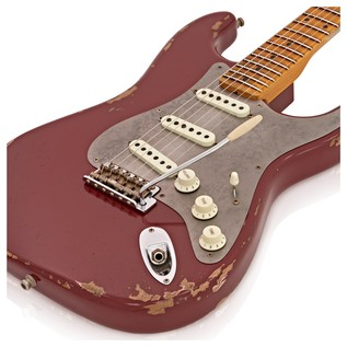 Fender Custom Shop LTD El Diablo Strat, Cimarron Red