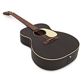 Martin 000-17E Electro Acoustic Guitar, Black Smoke