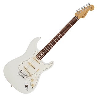 Fender Custom Shop Jeff Beck Signature Stratocaster, Olympic White
