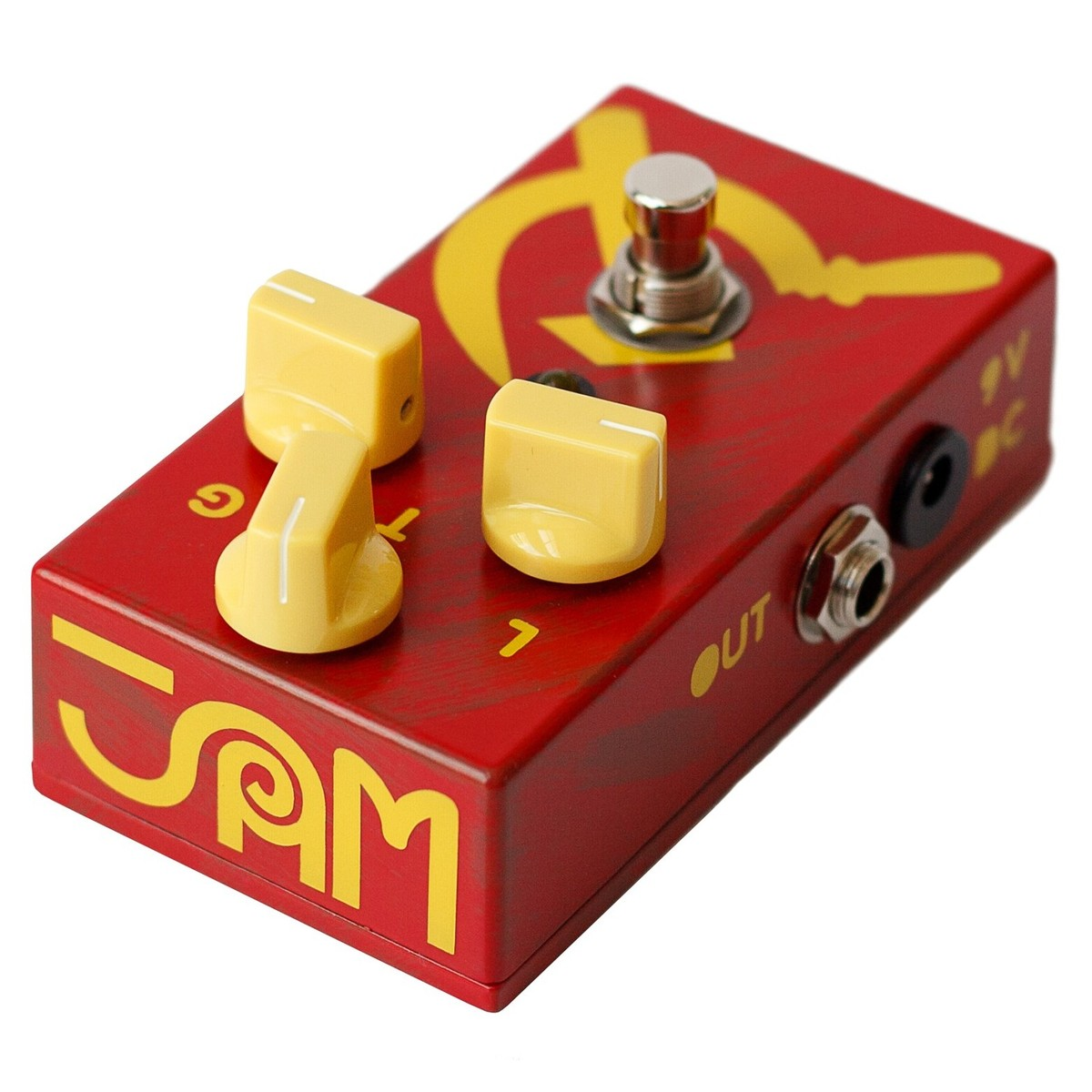 JAM Pedals Red Muck Fuzz/Distortion Pedal at Gear4music.com