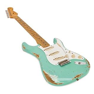 Fender Custom Shop Limited 1956 Relic Strat Faded Foam Green CZ527480
