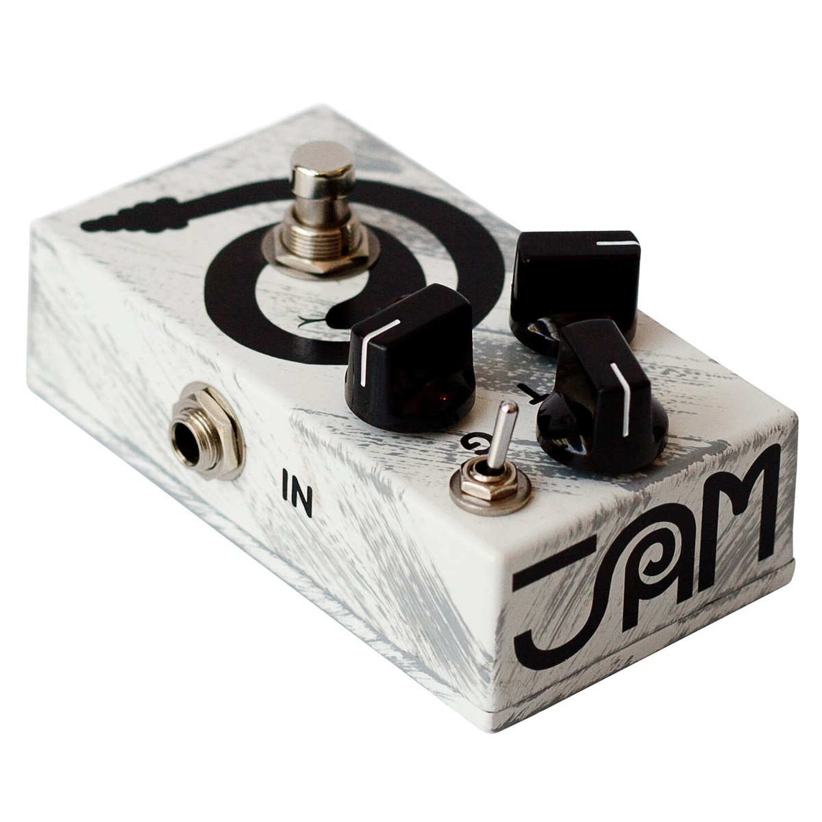 JAM Pedals Rattler Plus Distortion Pedal at Gear4music.com