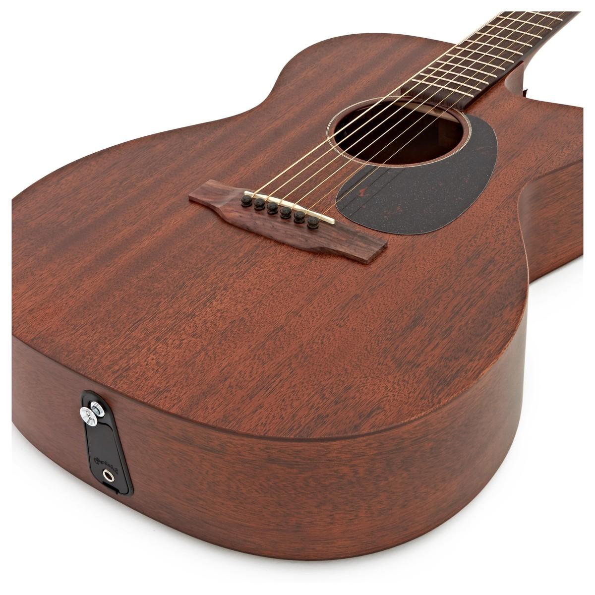 guitare electro acoustique martin moc 15me avec matrice vt. Black Bedroom Furniture Sets. Home Design Ideas