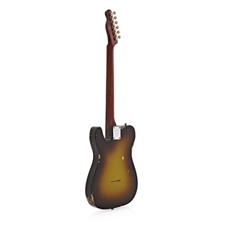 Fender Custom Shop LTD 50s Thinline Tele DSN Sonic Burst #R15963