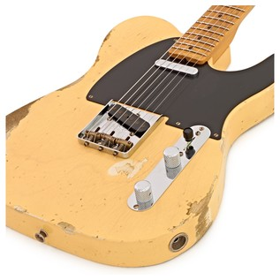 Fender Custom Shop 1951 Heavy Relic Telecaster, Faded Nocaster Blonde
