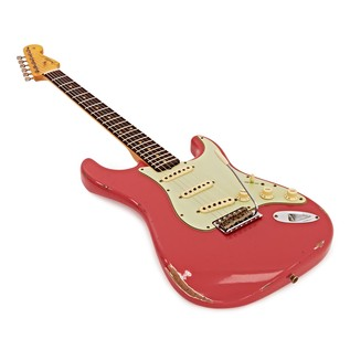 Fender Custom Shop 1961 Relic Stratocaster, Fiesta Red