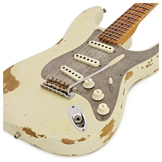 Fender Custom Shop LTD El Diablo Strat, 55 Desert Tan #CZ529197