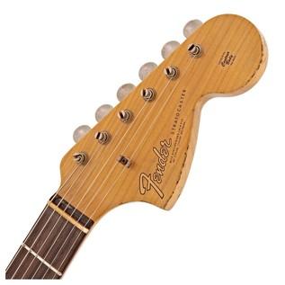 Fender Custom Shop 1967 Heavy Relic Strat Sea Foam Green #CZ527480