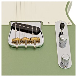 Fender Custom Shop American Custom Telecaster Green Metallic CZ529013
