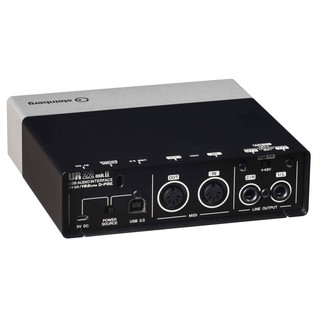 Steinberg UR22 Mk 2 USB Audio Interface - Angled Rear