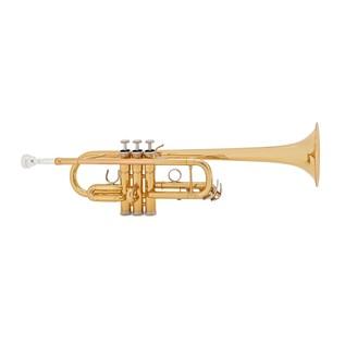 Yamaha YTR4435II C Trumpet , Gold