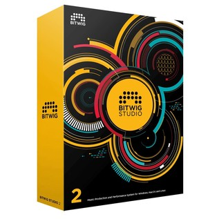 Bitwig Studio 2 - Boxed