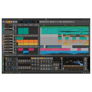 Bitwig Studio Music Production Software 2 - Screenshot