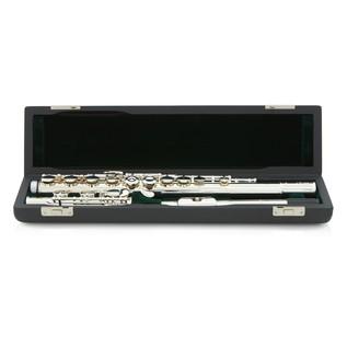 Pearl 665E Quantz Flute, Closed Hole