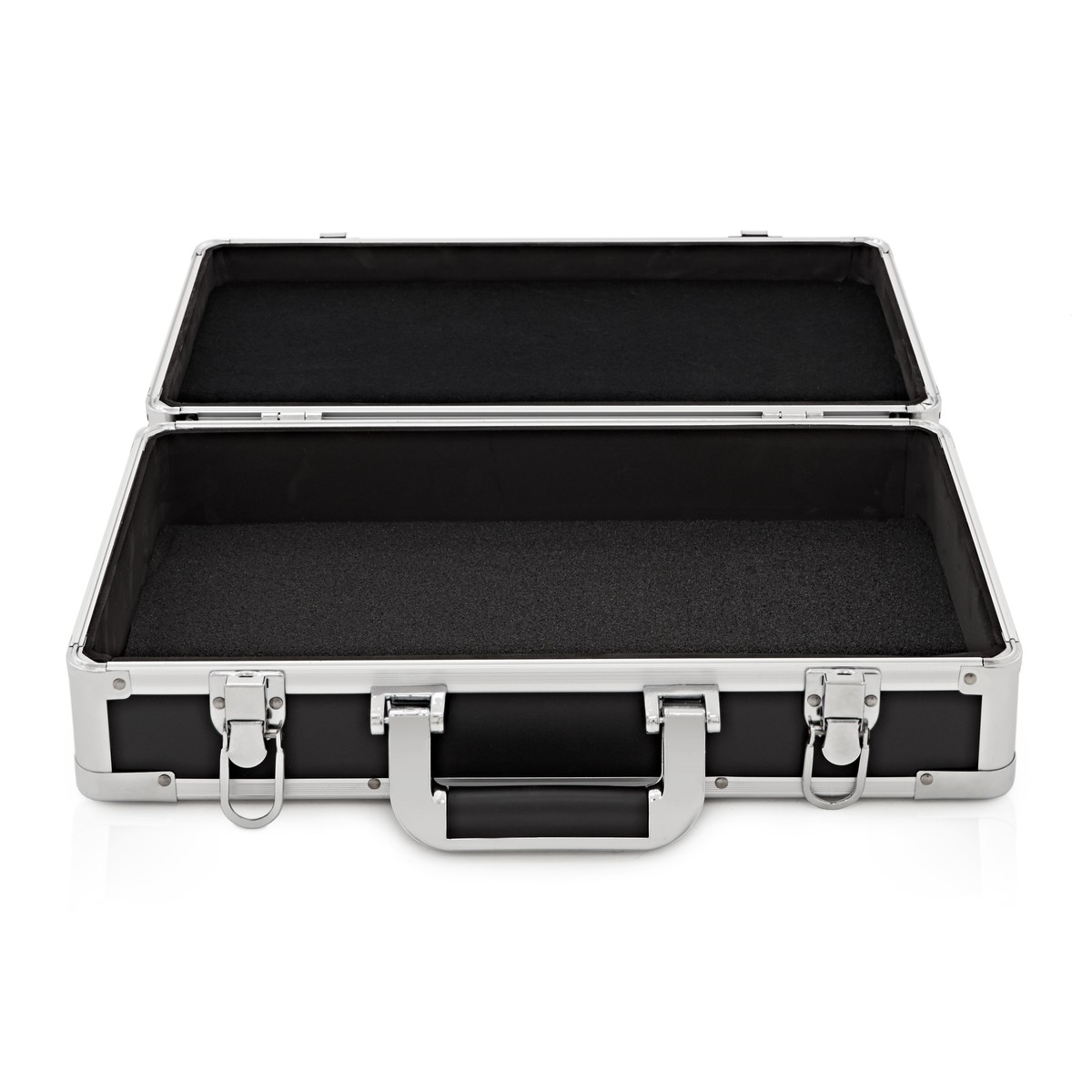 guitar pedal board flight case by gear4music at. Black Bedroom Furniture Sets. Home Design Ideas
