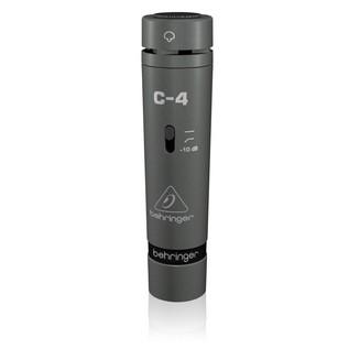Behringer C-4 Condenser Studio Microphone
