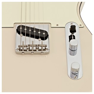 Fender FSR Classic 60s Tele Custom Electric Guitar, Vintage White
