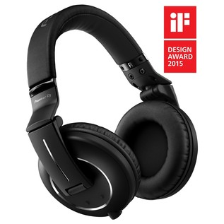 Pioneer HDJ-2000MK2 High-End Professional DJ Headphones - Angled