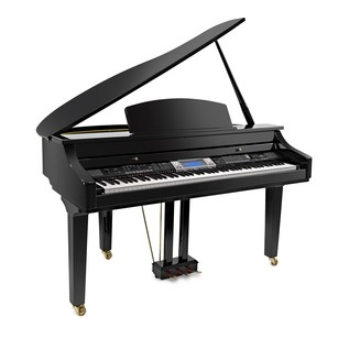 GDP-300 Digital Grand Piano by Gear4music